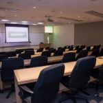 Darla Moore School of Business tiered executive classroom