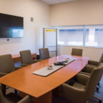 Darla Moore School of Business small conference room