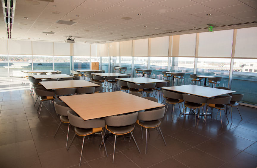 Darla Moore School of Business rooftop spaces