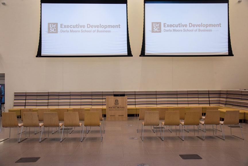 Darla Moore School of Business Sonoco Pavilion