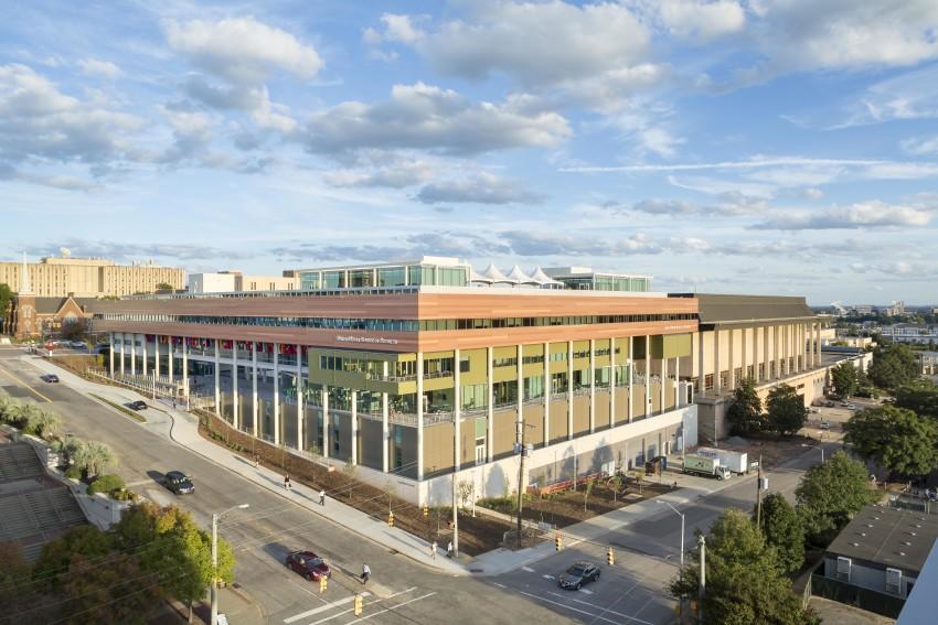 Executive Education Darla Moore School of Business building